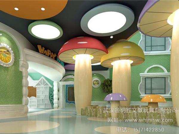 幼儿园室内设计要点|武汉金明胜